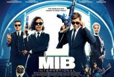 Mib Men in Black International (2019) Siyah Giyen Adamlar: Global Tehdit izle